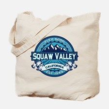 Squaw Valley Ice Tote Bag