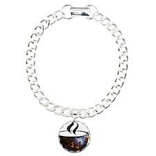 Cosmic Coffee Cup Bracelet
