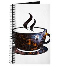 Cosmic Coffee Cup Journal