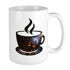 Cosmic Coffee Cup Mug