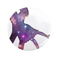"Cosmic Love 3.5"" Button"