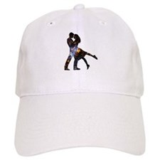 Cosmic Couple Baseball Baseball Cap