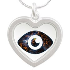 Cosmic Eye Necklaces