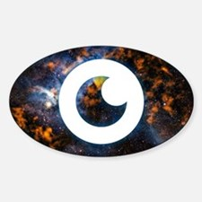 Cosmic Eye Decal