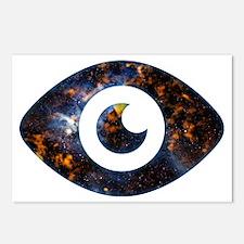 Cosmic Eye Postcards (Package of 8)