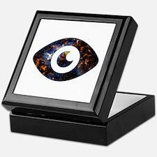 Cosmic Eye Keepsake Box