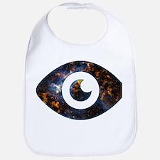 Cosmic Eye Bib