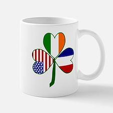 Shamrock of France Right Mug