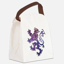 The Lion Canvas Lunch Bag