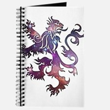 Cosmic Heraldry Lion Journal
