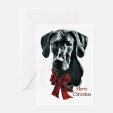 Great Dane Christmas Greeting Cards (Pk of 10)