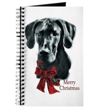 Great Dane Christmas Journal