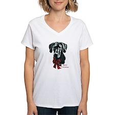 Great Dane Christmas Shirt