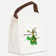 One of Those Days Canvas Lunch Bag