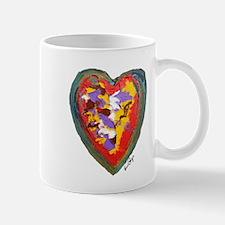 Heart of Optimisn Mug