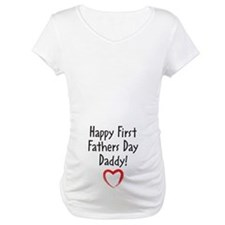 Happy First Fathers Day Daddy! Shirt