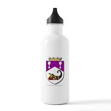 Helenes Glass Acheivment Water Bottle