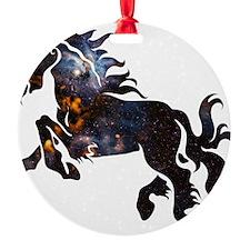 Cosmic Horse Ornament