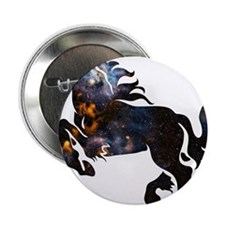 "Cosmic Horse 2.25"" Button"