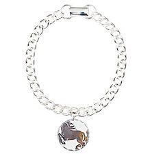 Textured Horse Bracelet