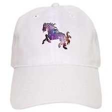 Galaxy Horse Baseball Baseball Cap