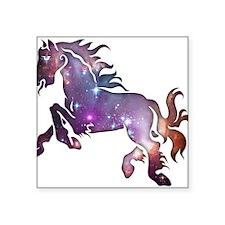 Galaxy Horse Sticker