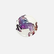 Galaxy Horse Mini Button (10 pack)