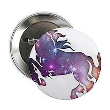 """Galaxy Horse 2.25"""" Button"""