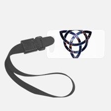 Cosmic Knot Luggage Tag