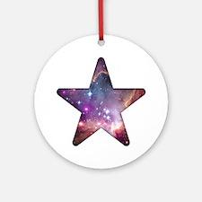 Star Ornament (Round)