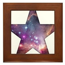 Star Framed Tile