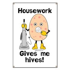 Housework Banner