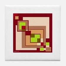 Maroons Tile Coaster