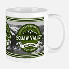 Squaw Valley Olive Mug