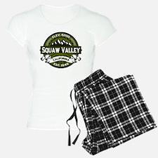 Squaw Valley Olive Pajamas