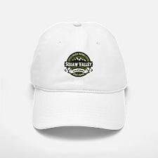 Squaw Valley Olive Baseball Baseball Cap