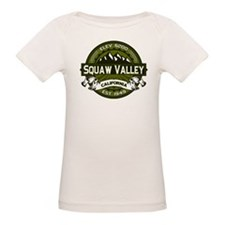 Squaw Valley Olive Tee