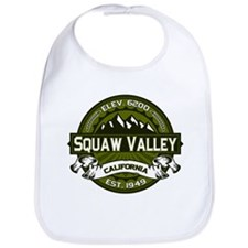 Squaw Valley Olive Bib