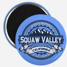 Squaw Valley Blue Magnet