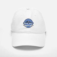 Squaw Valley Blue Baseball Baseball Cap