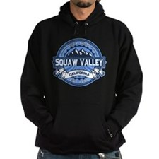 Squaw Valley Blue Hoodie