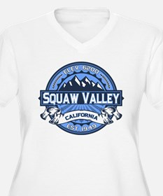 Squaw Valley Blue T-Shirt