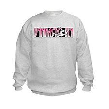 Gymnasts Fly Sweatshirt