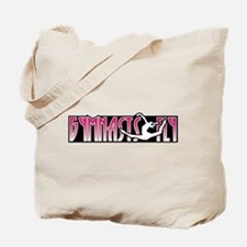 Gymnasts Fly Tote Bag