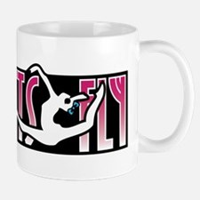 Gymnasts Fly Mug