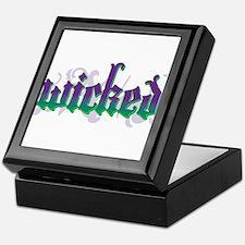 Wicked Keepsake Box
