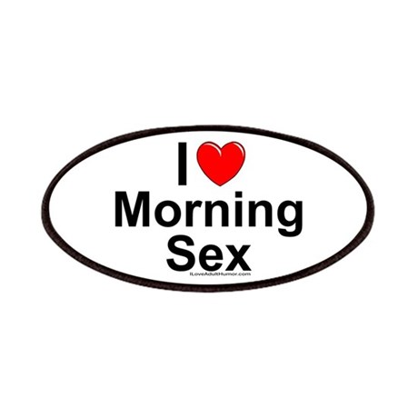 Morning Sex Patches