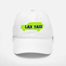 Lax Taxi Green Baseball Baseball Cap