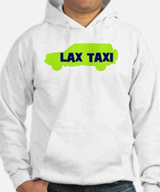 Lax Taxi Green Hoodie