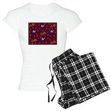 Luna P Time Key Pajamas